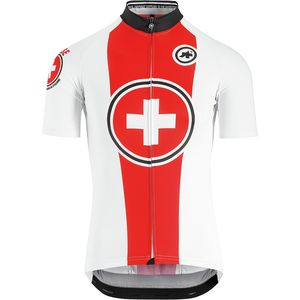 Assos Suisse Fed Short-Sleeve Jersey - Men's