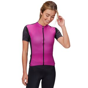 Scott Trail 50 Short Sleeve Womens Cycling Jersey Purple Cycling Clothing