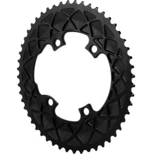 Absolute Black Shimano Premium Oval Road Ring