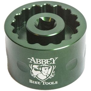 Abbey Bike Tools Bottom Bracket Socket - Dual Sided BSA30 & Race Face