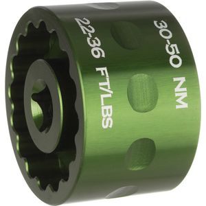 Abbey Bike Tools Bottom Bracket Socket - Dual Sided Dura Ace & Ultegra