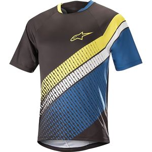 Alpinestars Predator Short-Sleeve Mountain Bike Jersey - Men's