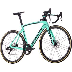 Bianchi XR4 Disc Super Record 12 Complete Road Bike