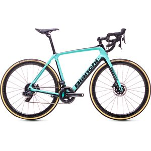 Bianchi Infinito CV Disc Force AXS Complete Bike