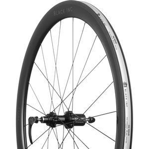 Black Inc Fifty Carbon Road Wheelset - Clincher