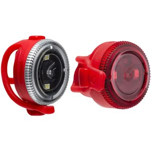 Blackburn Click Combo Front/Rear Light Combo