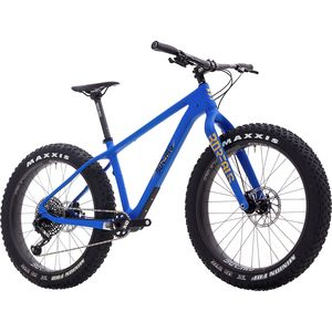 Borealis Bikes X01 Eagle Complete Fat Bike - 2018