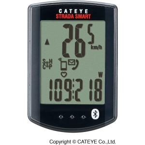 CatEye Strada Smart Bike Computer Bundle
