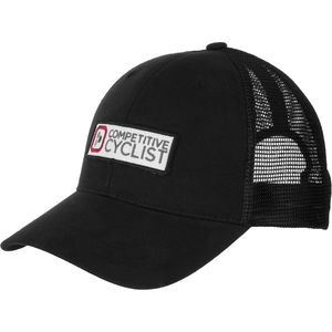 Competitive Cyclist Logo Trucker Hat