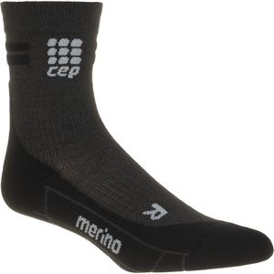 Dynamic Plus Cycle Merino Short Socks - Women's