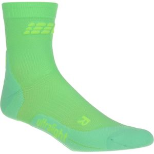 Dynamic Plus Cycle Ultralight Short Socks - Men's