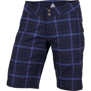Club Ride Apparel Ventura Plaid Short - Women's