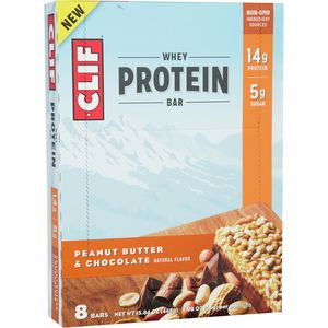 Whey Protein Bars - 8-Pack