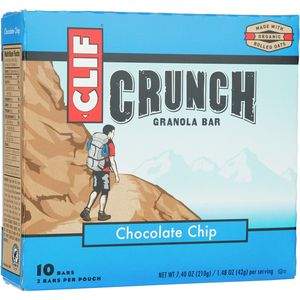 Clif Crunch Granola Bar - 5-Pack