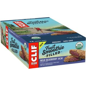Clifbar Fruit Smoothie Filled - 12-Pack