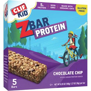 Clifbar ZBar Protein - 5-Pack