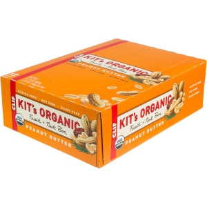 Clifbar Kit's Organic Fruit & Nut - 12 Pack
