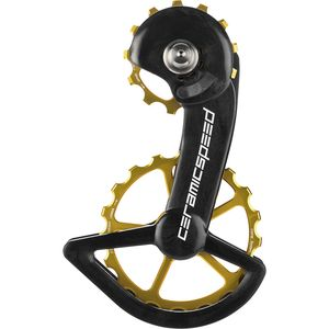CeramicSpeed Oversized Pulley Wheel System - Limited Edition Gold