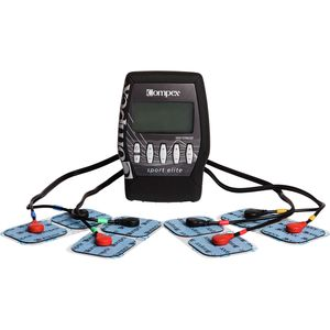 Compex Sport Elite Muscle Stimulator Kit