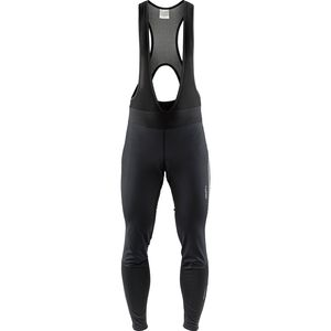 Craft Ideal Pro Wind Bib Tights with Pad - Men's