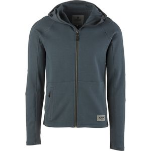 Chrome Hybrid Full-Zip Hoodie - Men's