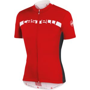 Castelli Prologo 4 Full-Zip Jersey - Men's