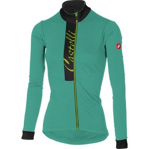 Castelli Sorriso Full-Zip Jersey - Long-Sleeve - Women's
