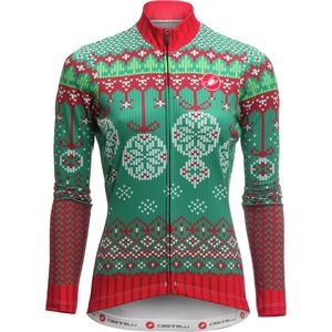 Castelli Holiday 2016 Sweater Jersey - Long-Sleeve - Women's