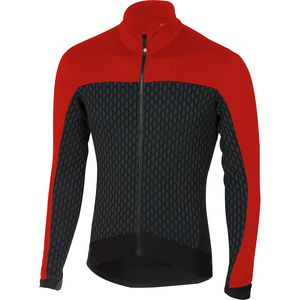 Castelli Sfida Long-Sleeve Full-Zip Jersey - Men's
