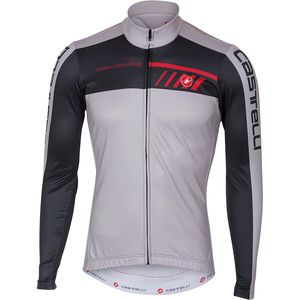 Castelli Velocissimo 2 Full-Zip Long-Sleeve Jersey - Men's