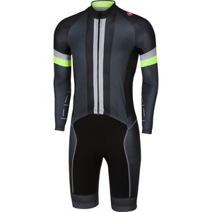 Castelli CX Sanremo Long-Sleeve Speedsuit - Men's
