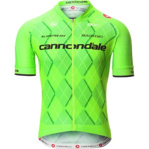 Castelli Cannondale Team 2.0 Full-Zip Jersey - Men's
