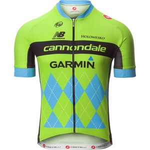 Castelli Cannondale/G Team 2.0 Jersey - Men's