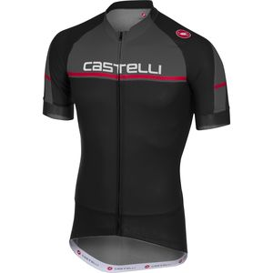 Castelli Distanza Full-Zip Jersey - Men's