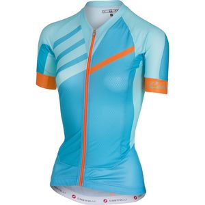 Castelli Aero Race Full-Zip Jersey - Women's