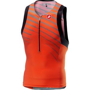 Castelli Free Tri Sleeveless Top - Men's