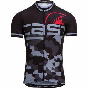 Men/'s Short Sleeve Bike Forever Jersey