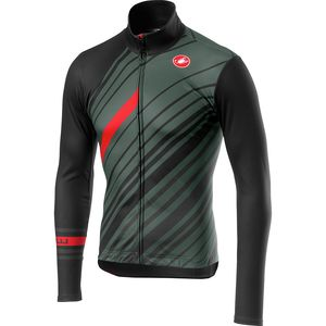 Castelli Fondo Full-Zip Long-Sleeve Jersey - Men s  caa2b26e9