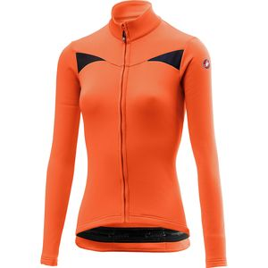 Castelli Sinergia Full-Zip Long-Sleeve Jersey - Women's