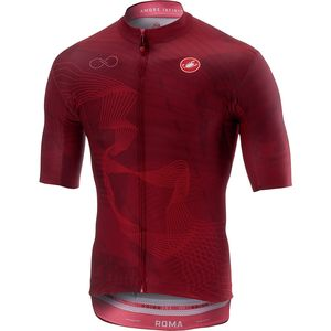 Castelli Roma Full-Zip Jersey - Men's