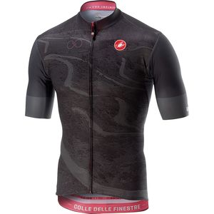 Castelli Finestre Full-Zip Jersey - Men's