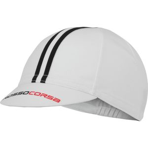 Castelli Rosso Corsa Cycling Cap