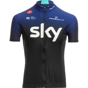 Castelli TEAM SKY Fan 19 Jersey - Women's