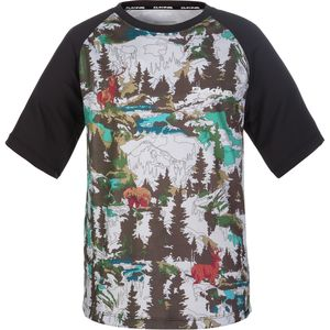 DAKINE Dropout Short-Sleeve Jersey - Boys'