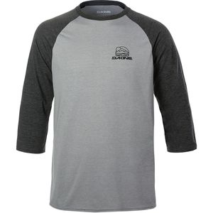 DAKINE Well Rounded 3/4-Sleeve Raglan Tech T-Shirt - Men's