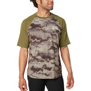 Troy Lee Designs 2019 Skyline Checkers SS Jersey Camo//Heather Taupe All Sizes