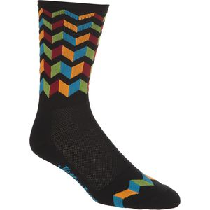 DeFeet Jitter Bug 6in Sock