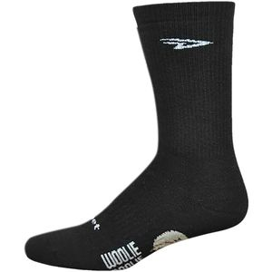 DeFeet Woolie Boolie D-Logo 6in Sock