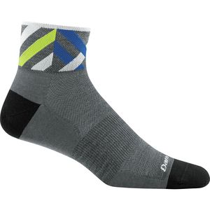 Darn Tough Graphic 1/4 Ultra-Light Sock - Men's