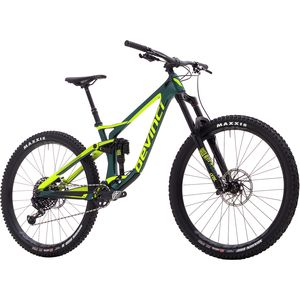 Devinci Spartan Carbon 29 GX Eagle Complete Mountain Bike